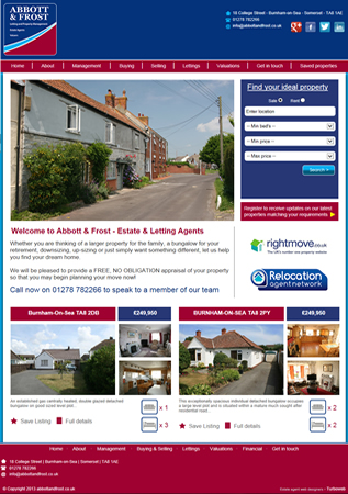 Estate and Letting agents - Somerset