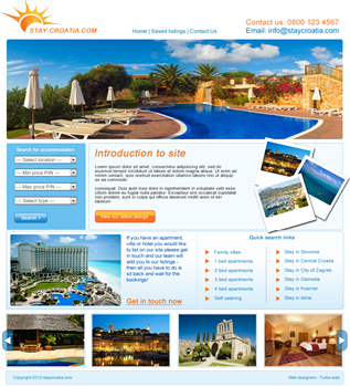 Stay Croatia - International lettings website